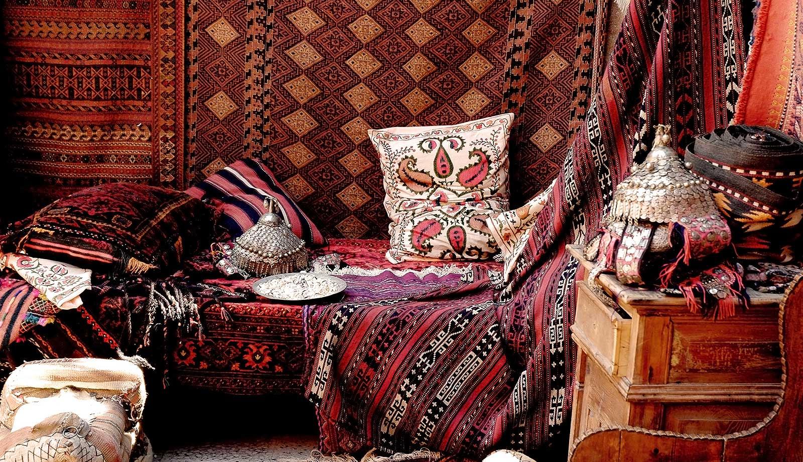 History of Anatolian Carpets
