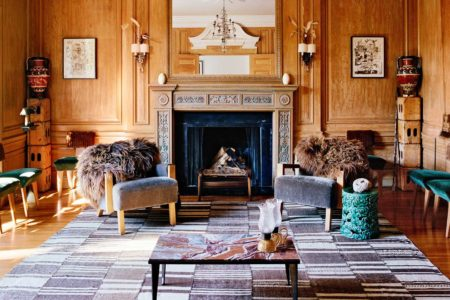 How to Decorate with Kilims