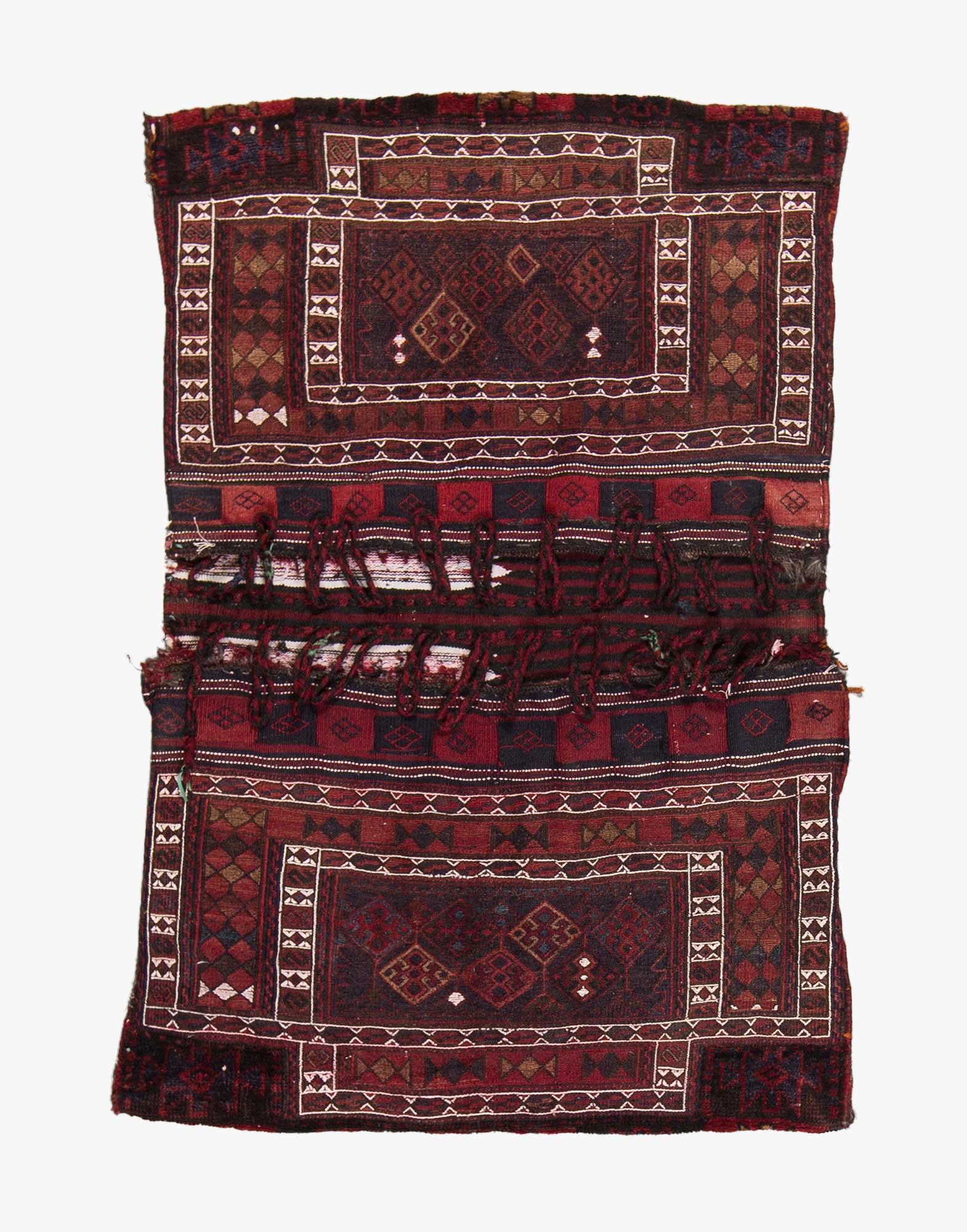 Bakhtiari Camel Saddlebag