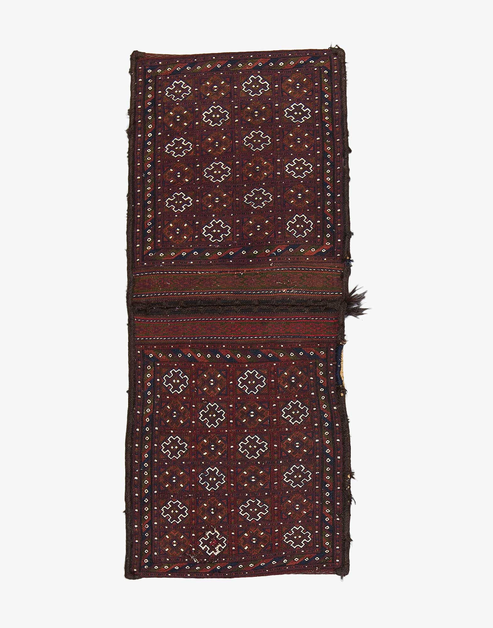 Turkmen Saddlebag