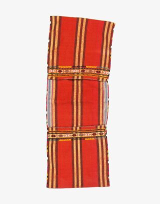 Uzbek Saddlebag