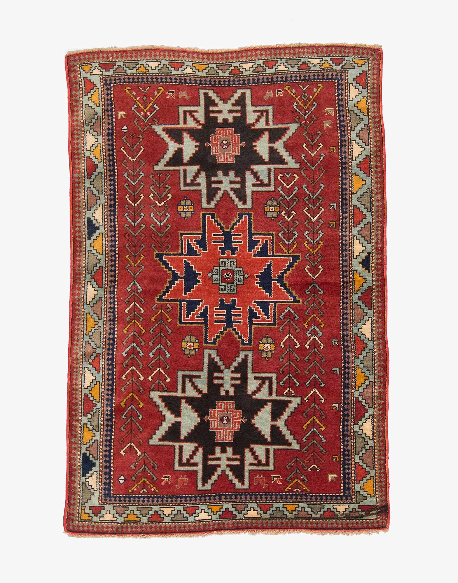 Star Kazak Rug