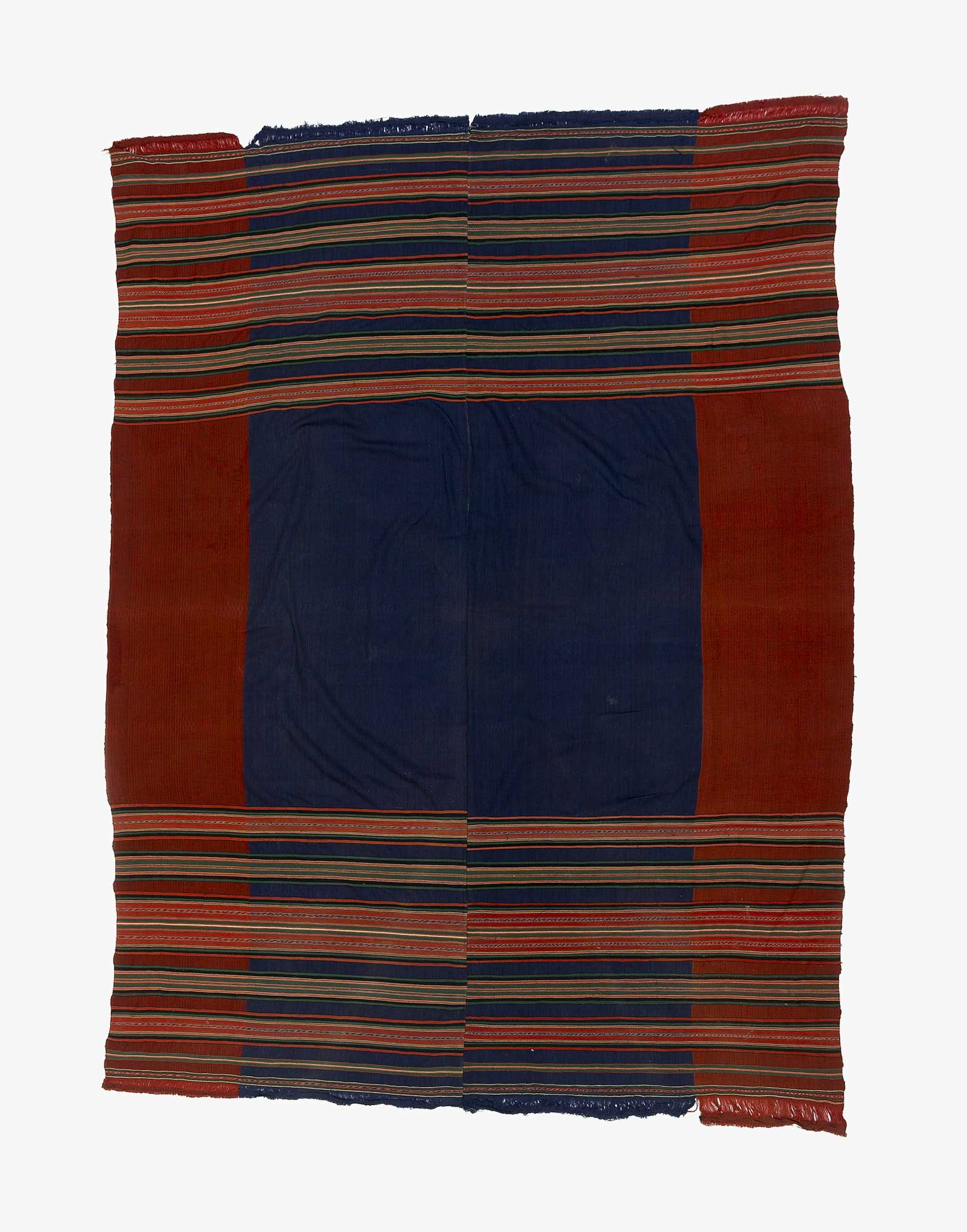Afghanistan Belouchi Tribe Village Textile Dress