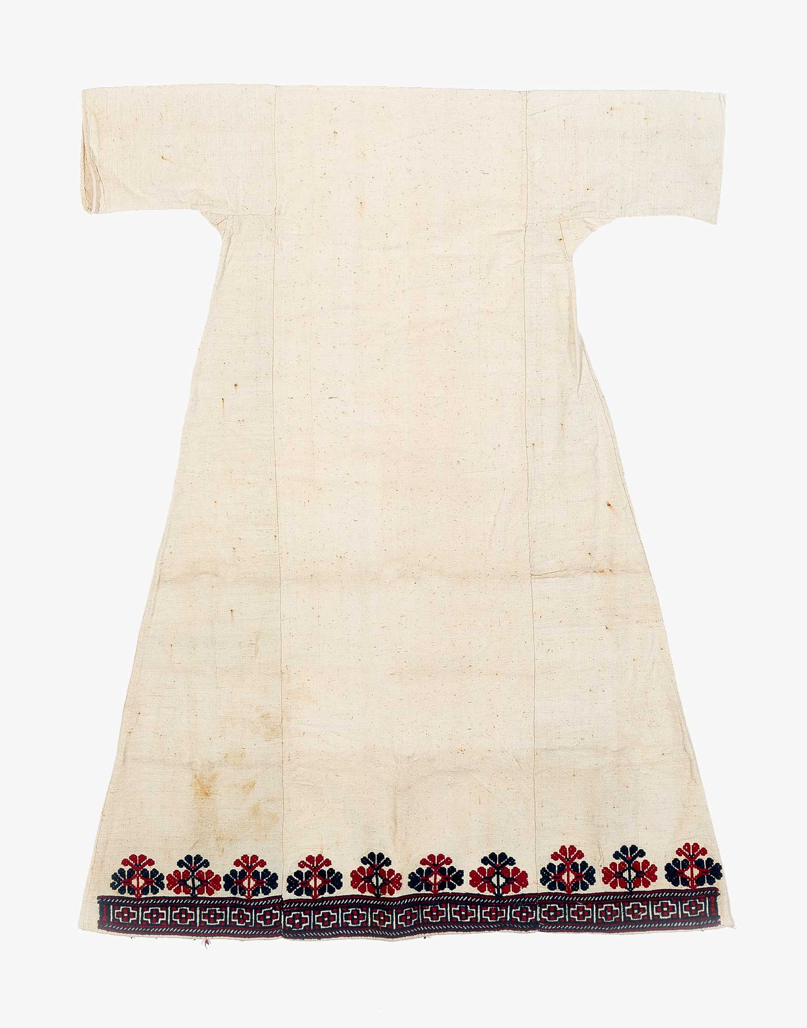 Anatolian Village Embroidered Dress