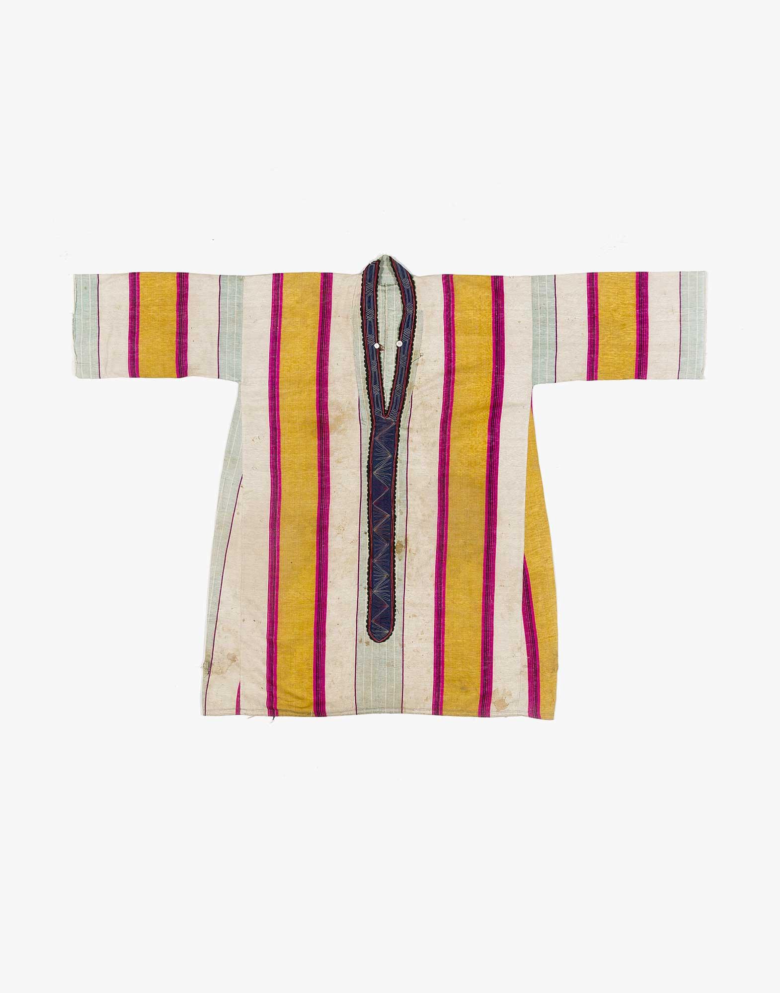 Central Asian Silk Dress