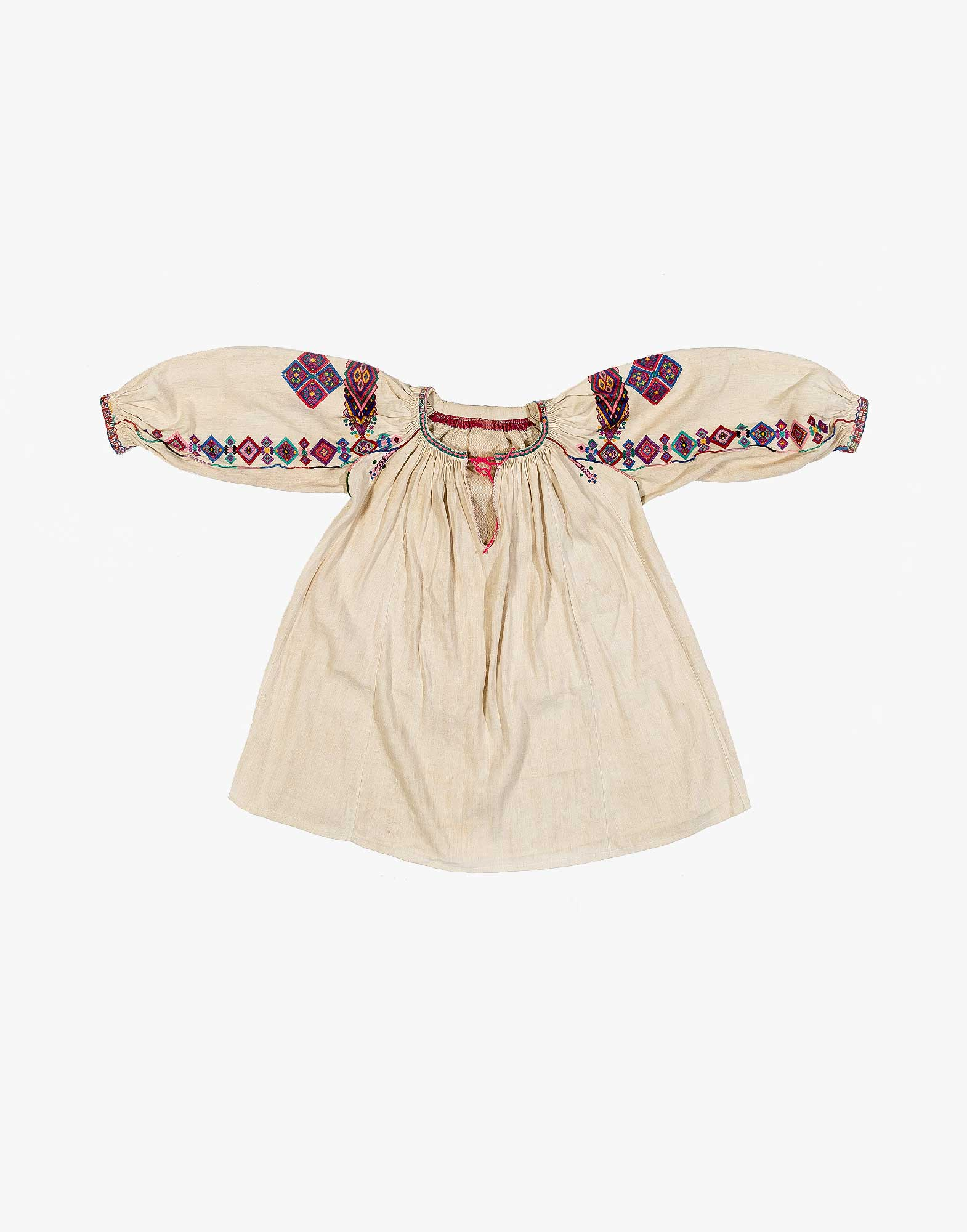 Hungarian Cotton Dress
