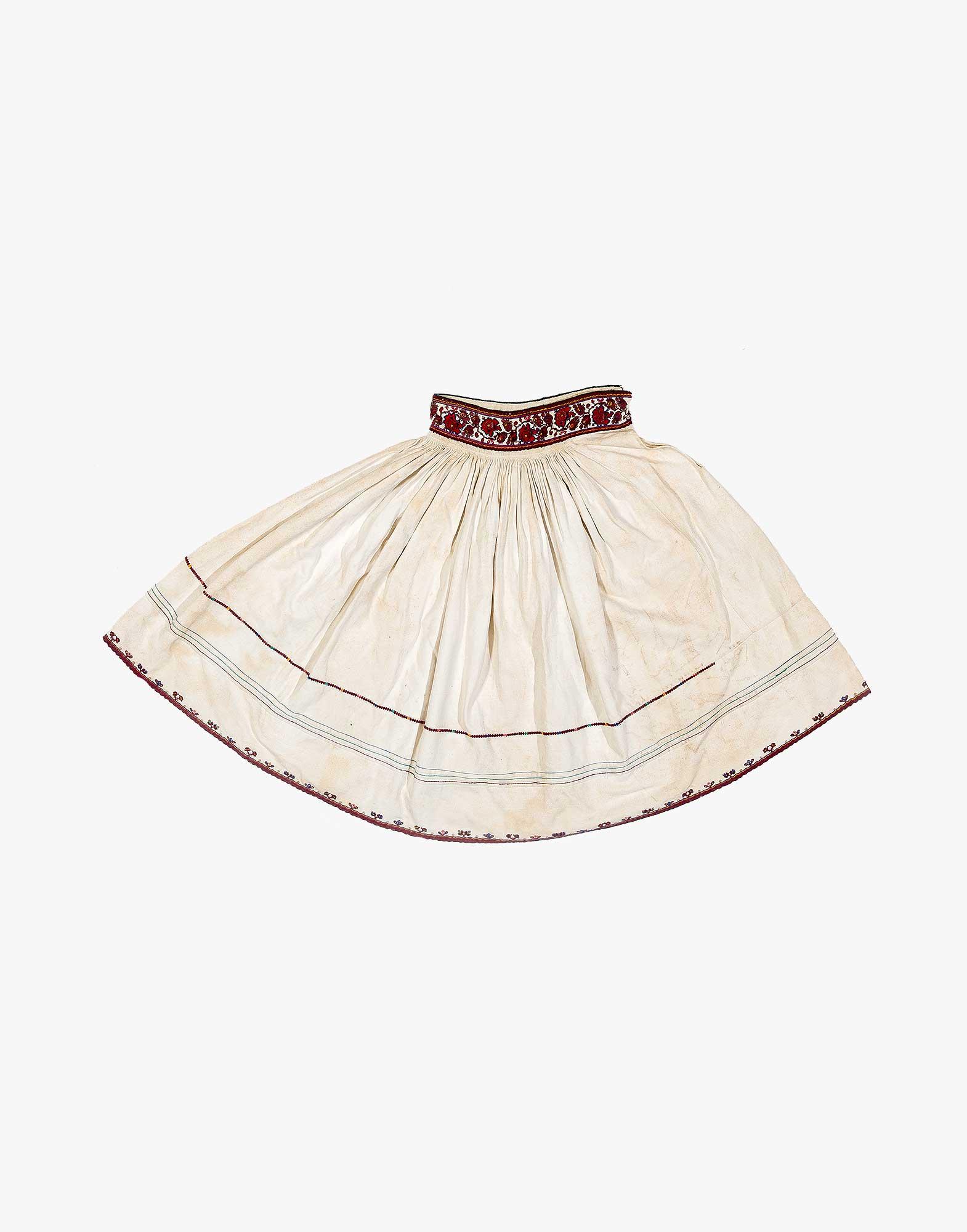 Hungarian Cotton Skirt