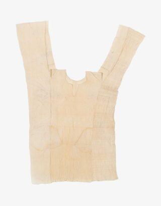 West Anatolian Silk Handwoven Undergarment