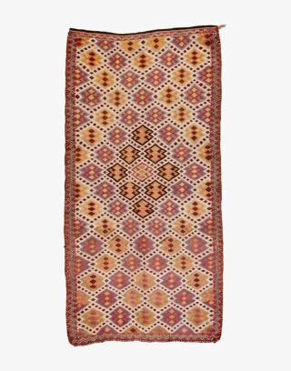 Mut Cicim Embroidered Kilim