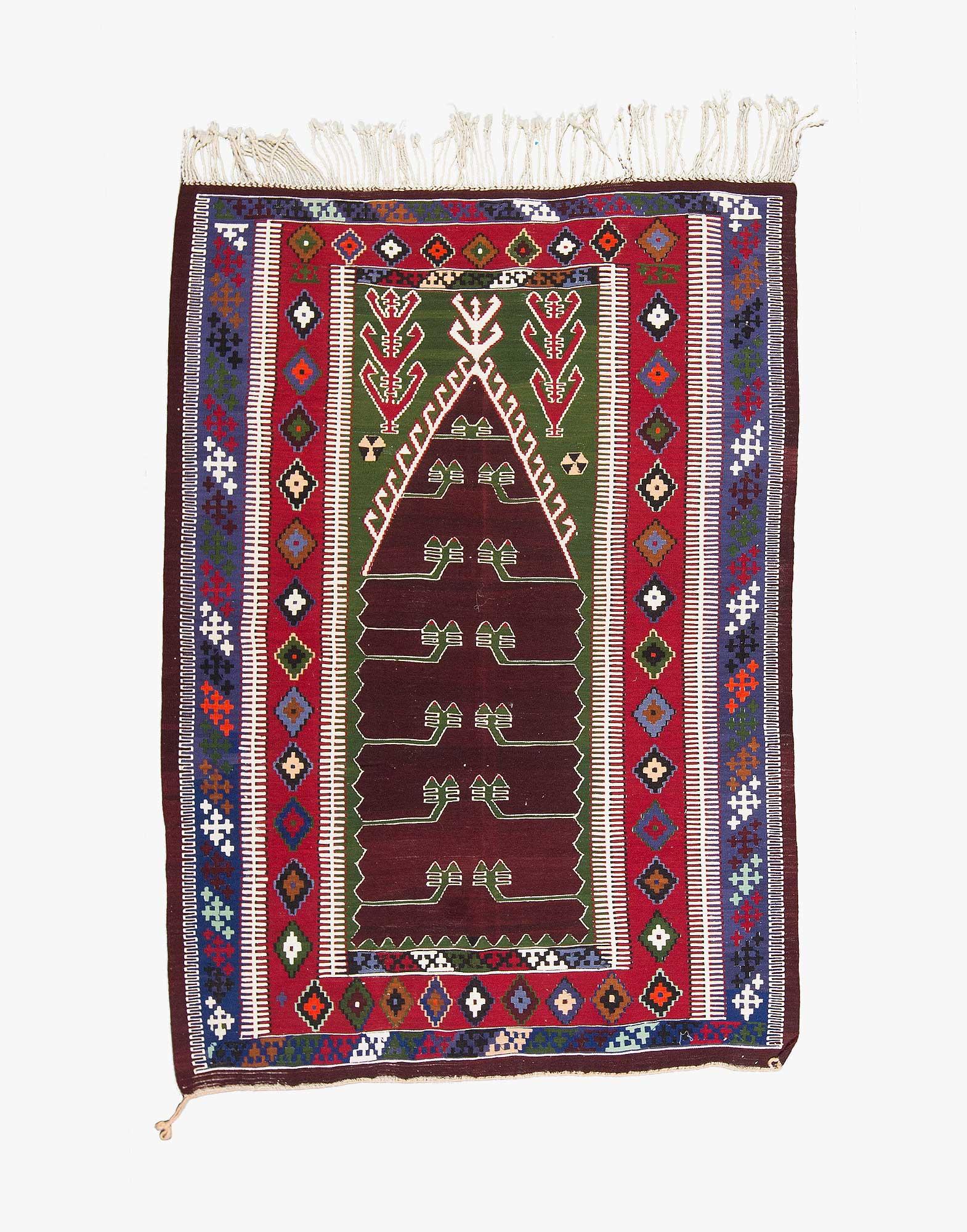 Konya Obruk Prayer Kilim