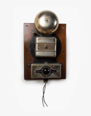 Antique English Railroad Alarm