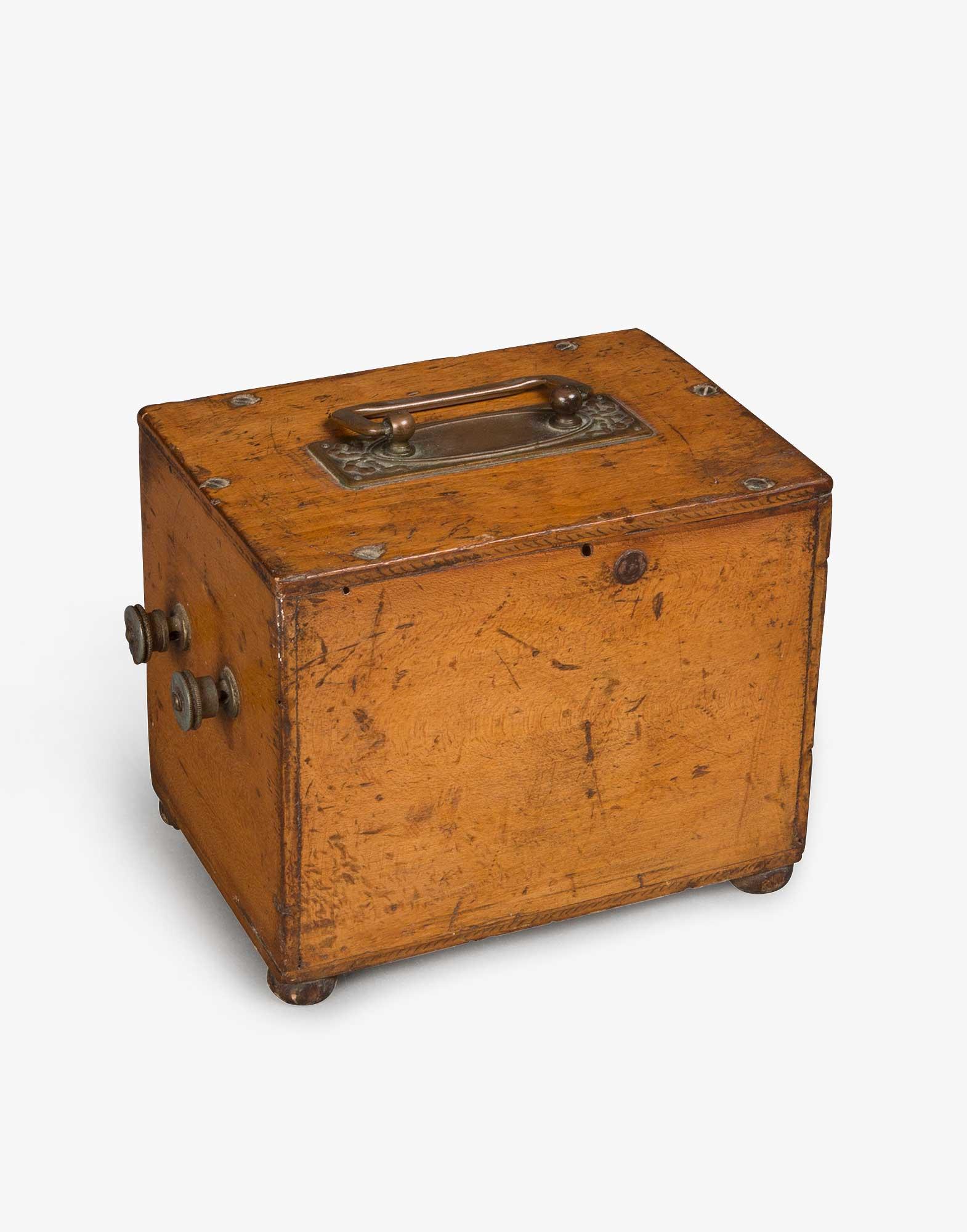 Antique Magneto Box