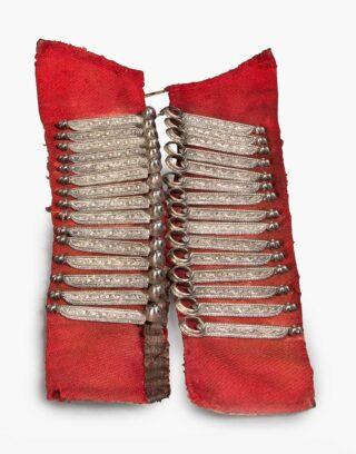 Antique Ottoman Waistcoat Buttons