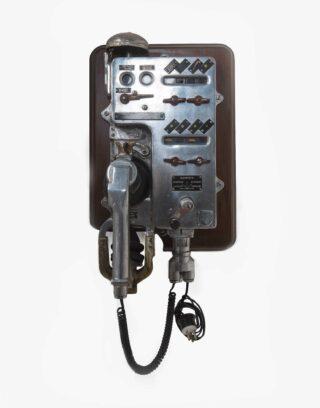 Antique Russian Maritime Switchboard