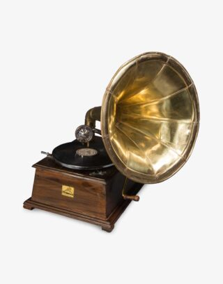 His Master's Voice Gramophone