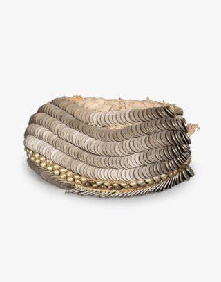 Traditional Anatolian Wedding Headpiece
