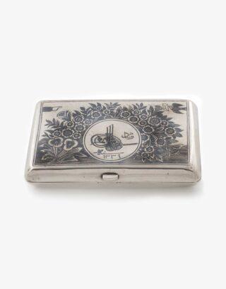 Antique Ottoman Cigarette Box