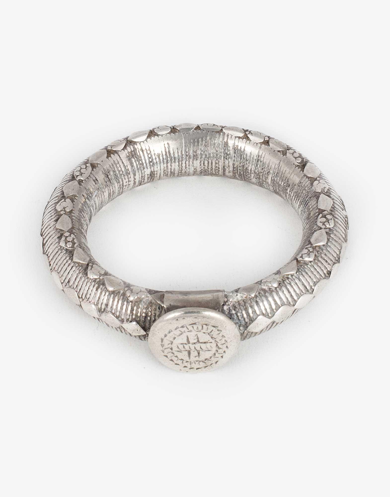 Antique Silver Rajasthani Bracelet