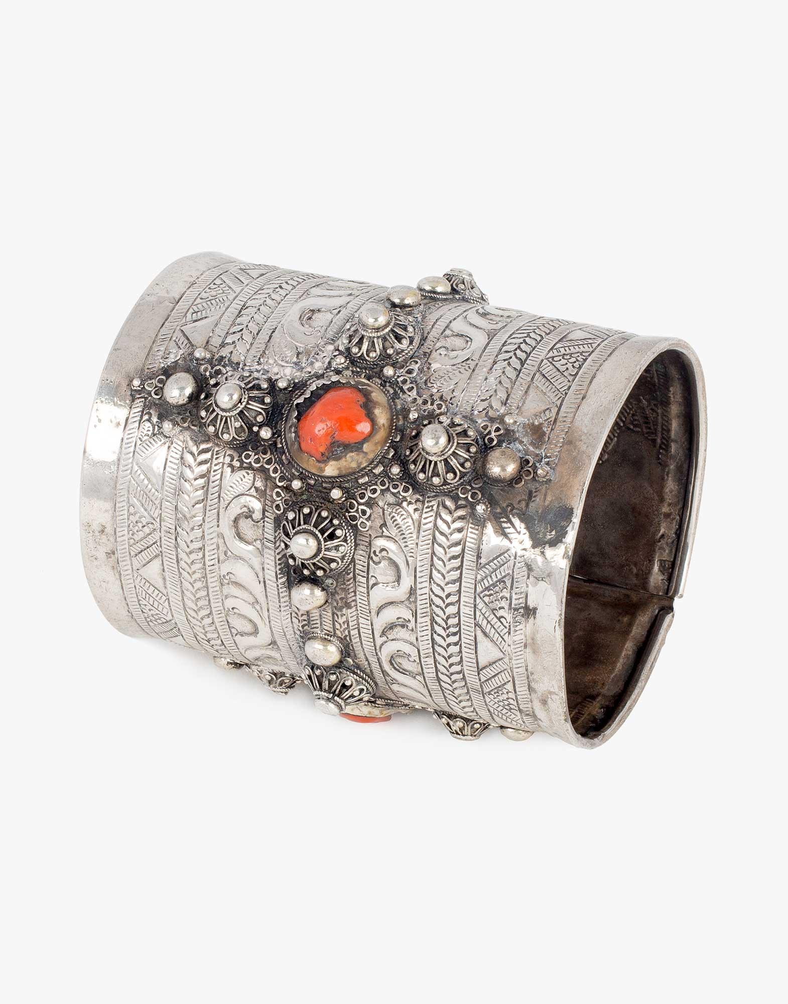 Antique Silver Tuareg Bracelet